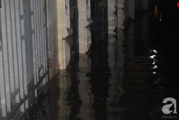 Trận mưa ở Hà Nội chiều hôm qua lớn nhất trong 50 năm - Ảnh 3.