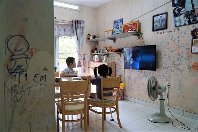Cuộc sống trong chung cư duy nhất có căn hộ 25 m2 được Bộ Xây dựng chấp thuận - Ảnh 4.
