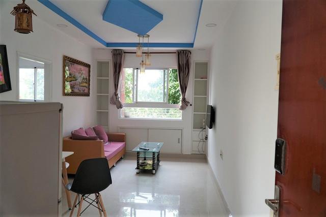 Cuộc sống trong chung cư duy nhất có căn hộ 25 m2 được Bộ Xây dựng chấp thuận - Ảnh 7.