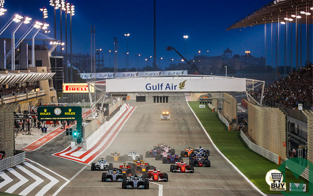 Giải đua xe F1 lần đầu tiên trong lịch sử phải làm điều không mong muốn vì dịch Covid-19 - Ảnh 1.