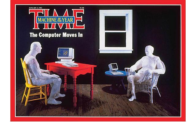 Lần đầu tiên tạp chí Time bình chọn Nhân vật của năm không phải một con người.