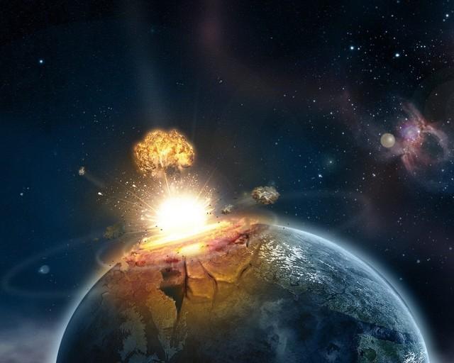 Sự sống trên Trái đất có khả năng bắt nguồn từ những vụ va chạm với sao chổi và thiên thạch.