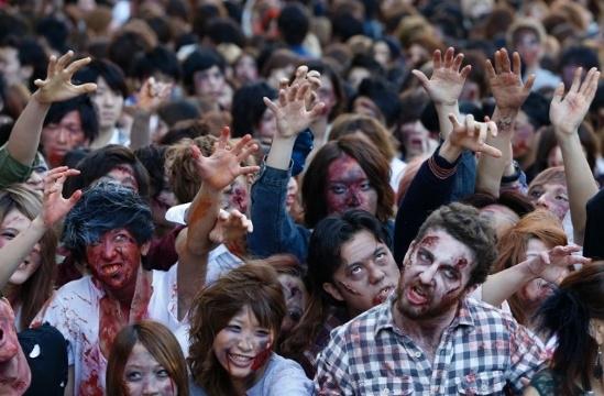 Vòng quanh thế giới để hòa mình vào không khí Halloween vui nhộn 13