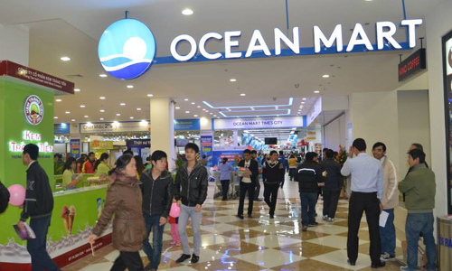 ocean mart, vinmart, siêu thị, vingroup,