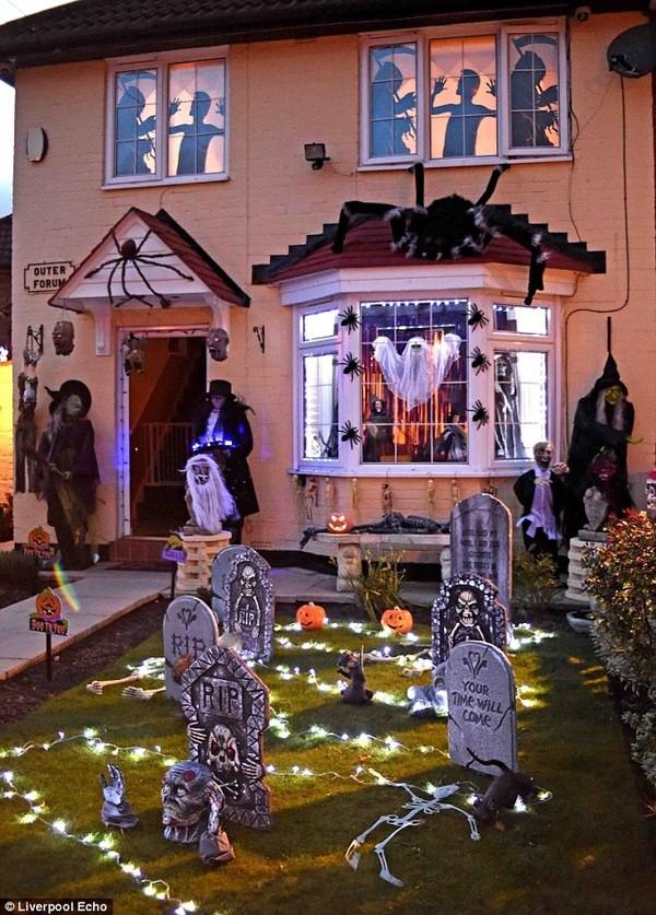 Vòng quanh thế giới để hòa mình vào không khí Halloween vui nhộn 14