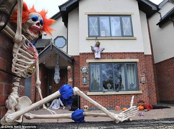 Vòng quanh thế giới để hòa mình vào không khí Halloween vui nhộn 16