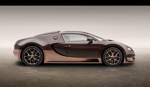 Bugatti Veyron Grand Sport Vitesse Legend doanhnhansaigon