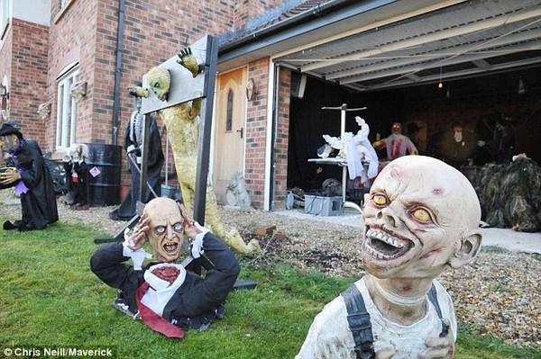 Vòng quanh thế giới để hòa mình vào không khí Halloween vui nhộn 20