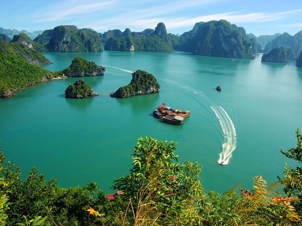 Việt Nam là một trong những điểm đến thú vị năm 2015 3