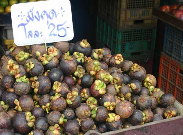 Măng cụt Thái Lan được ưa chuộng tại thị trường Việt Nam