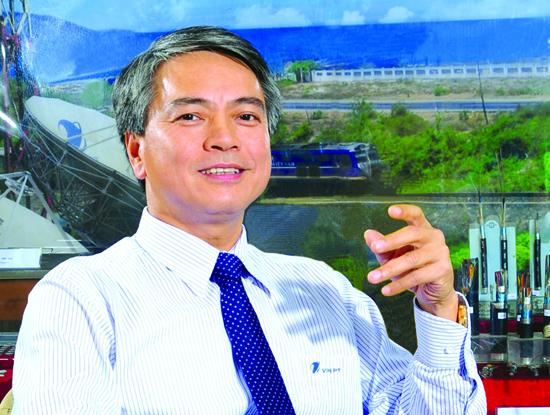 Tổng Giám đốc VNPT Trần Mạnh Hùng