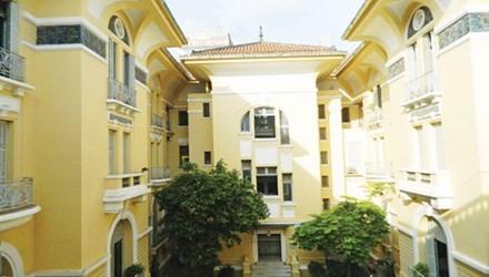 Dinh thự của gia đình chú Hỏa được sử dụng làm bảo tàng để phục vụ công chúng.