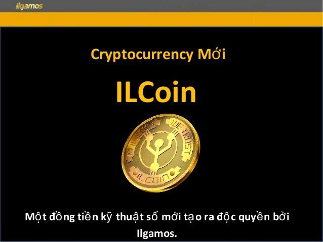ILCoin được quảng bá rầm rộ trên nhiều trang mạng.