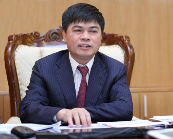 Ông Nguyễn Xuân Sơn khi còn đương chức Chủ tịch Hội đồng thành viên PVN. Ảnh: KỲ ANH - T.L