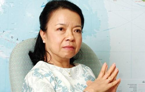 Bà Nguyễn Thị Mai Thanh doanhnhansaigon