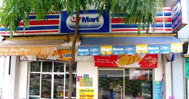 Chuỗi cửa hàng G7 Mart hiện đã mất tích khỏi thị trường