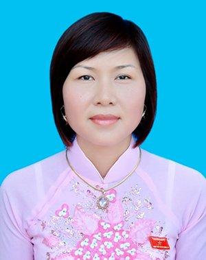 Bà Trần Thị Thuấn Hoa. Ảnh: Báo Thái Bình
