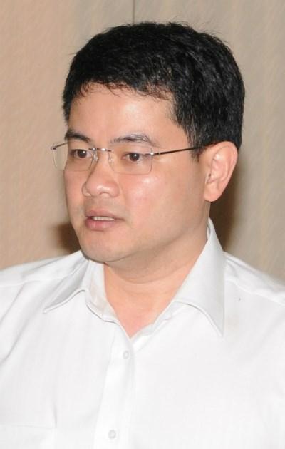 Ông Bùi Huy Sơn - Cục trưởng Cục Xúc tiến thương mại, Bộ Công thương.