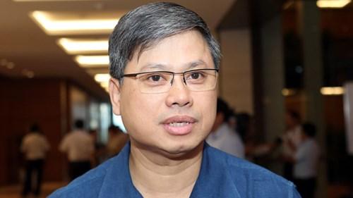 Ông Nguyễn Sĩ Cương, Ủy viên Thường trực Ủy ban Đối ngoại của Quốc hội.