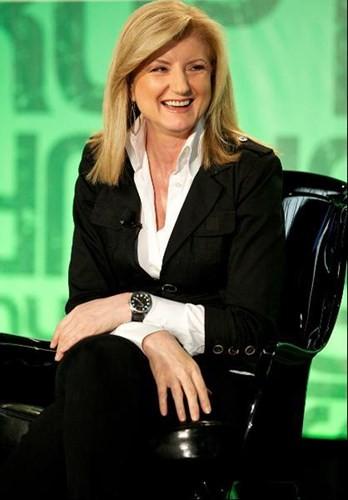 Arianna Huffington là một nữ doanh nhân, một chính trị gia, một nhà báo và là một người phụ nữ quyền lực nhất ngành truyền thông.