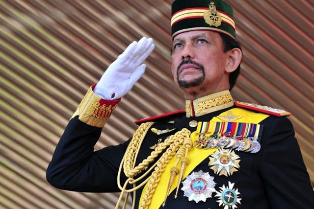 Quốc vương Brunei Hassanal Bolkiah