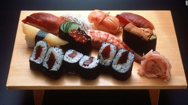 Ẩm thực Nhật không chỉ có sushi.
