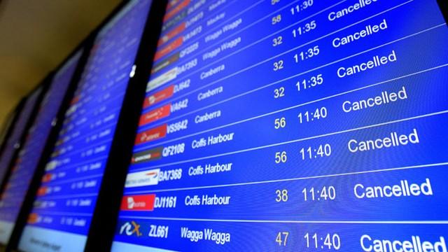 Hệ thống check-in của hãng hàng không Qantas ngừng hoạt động khiến cho 400 chuyến bay bị hủy.