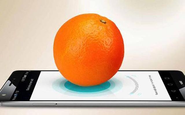 Với Force Touch, Huawei Mate S có thể cân nặng được một trái cam.