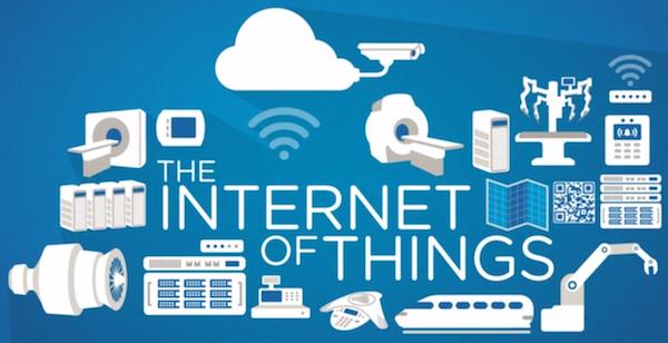 Internet of Things đã len lỏi đến mọi ngóc ngách của kỹ thuật.