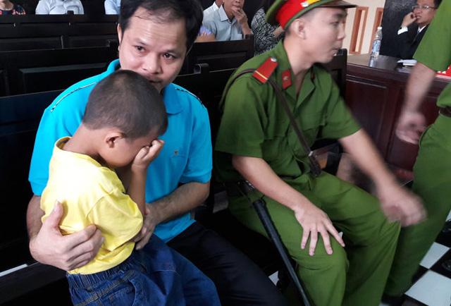 Chúng tôi sẵn sàng hỗ trợ anh Minh ở phiên phúc thẩm và lo cho con anh Minh
