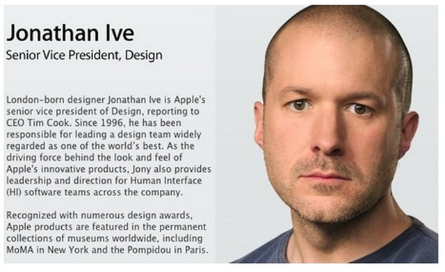 Jony Ive - linh hồn thiết kế của Apple