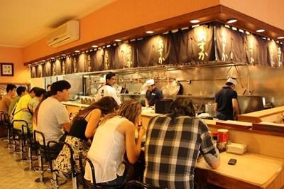 Tại Tokyo, ramen không phải thức ăn nhanh, đó là một hình thức nghệ thuật. Ảnh: japantraveltips.com