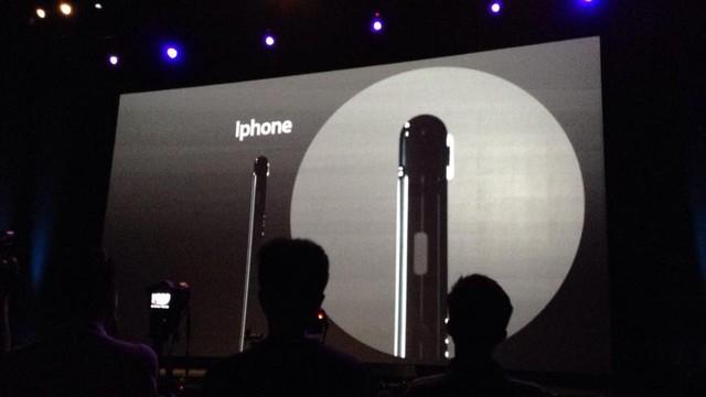 Camera không lồi như iPhone nhé.