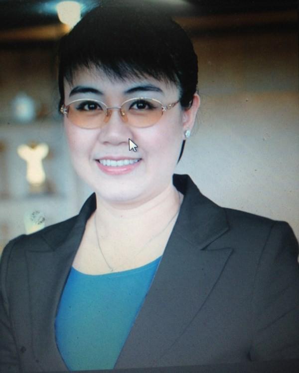 Bà Nguyệt Hường.