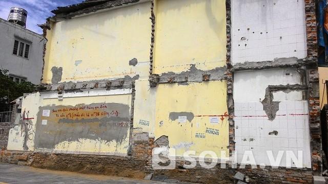 Bức tường trị giá 1 tỷ đồng đang dậy sóng dư luận của gia đình ông Nguyễn Phương Châm.
