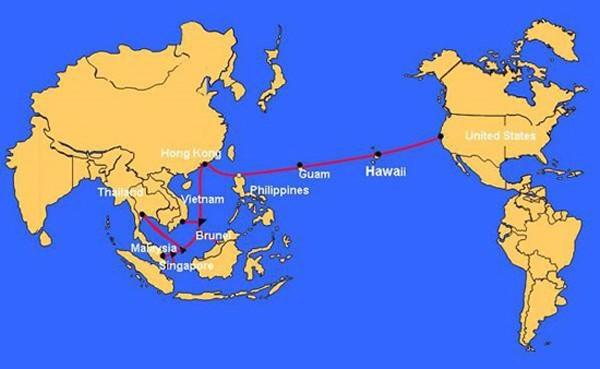 Nếu có thể nối thêm một tuyến cáp quang ngang qua Trung Quốc đến Hồng Kông sẽ giúp giảm thiểu ảnh hưởng mỗi khi đứt cáp AAG. Tuy nhiên cách này cũng có khá nhiều rủi ro.