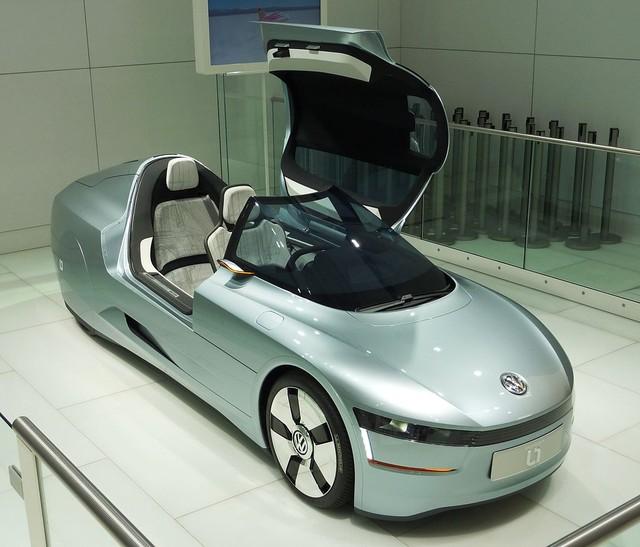 Volkswagen L1 ra mắt năm 2009