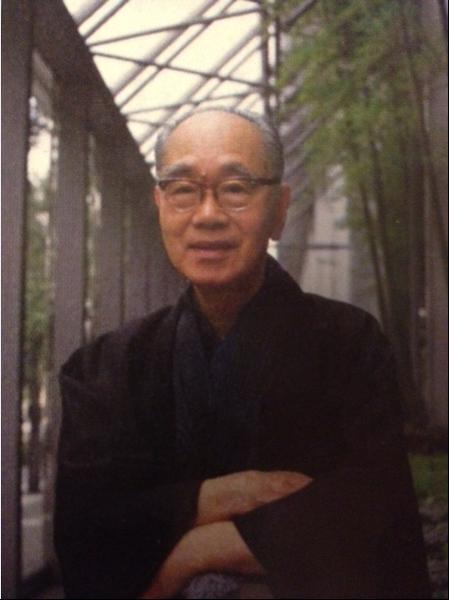 Một trong những bức ảnh hiếm hoi về Taikichiro Mori.