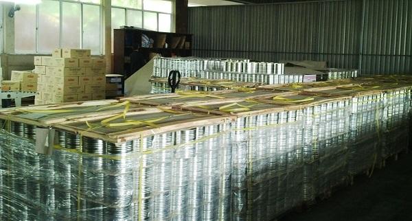 Năm ngoái, West Food đã đầu tư thêm một kho lạnh 1.000 tấn để nâng cao năng lực cung ứng.