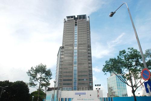 Dự án Saigon Centre