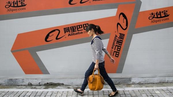Đằng sau lĩnh vực bán lẻ: Tập đoàn thương mại điện tử Trung Quốc Alibaba đang vẽ nên biểu đồ xâm nhập và tái định dạng những gì chúng ta thường thấy ở các dịch vụ tài chính truyền thống.