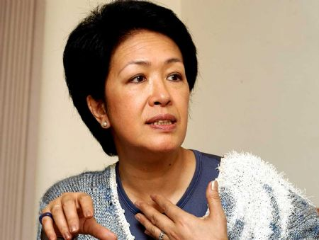 Bà Tôn Nữ Thị Ninh.