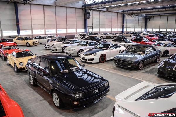 Bộ sưu tập siêu xe lớn nhất thế giới của Quốc vương Brunei