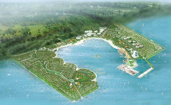 Phối cảnh toàn dự án Saigon Sunbay