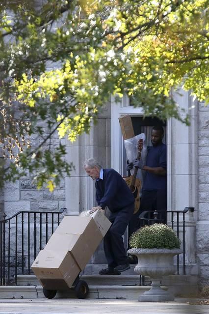 Tân thủ tướng Canada sẽ chuyển đi ở tạm nơi khác