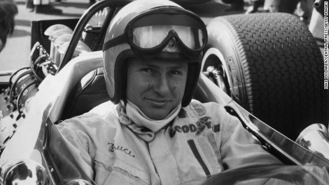 Bruce McLaren – người sáng lập McLaren F1 và đội Can-Am