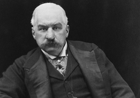 Chân dung J.P. Morgan