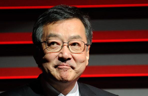 Các cổ đông của hãng điện tử Sharp đang đòi ông Kozo Takahashi từ chức CEO