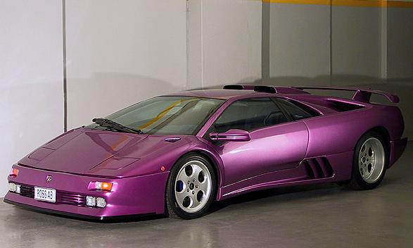 Lamborghini Diablo SE Jota