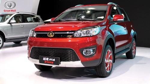 Ngành công nghiệp xe hơi Trung Quốc với các thương hiệu như Great Wall Motors vẫn đang gặp khó trong việc vươn tầm quốc tế. Ảnh: Cars News China.